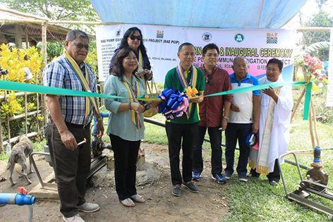 Farmers to benefit from 2 new irrigation projects in Palawan
